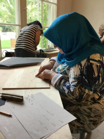 Workshop Baumprojekt