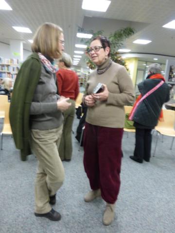 Jahres Ausstellung Bibliothek 2014