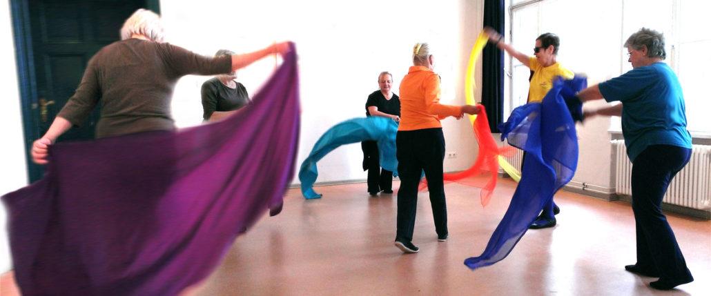 Verein dritter frühling e.V. Tanzworkshop