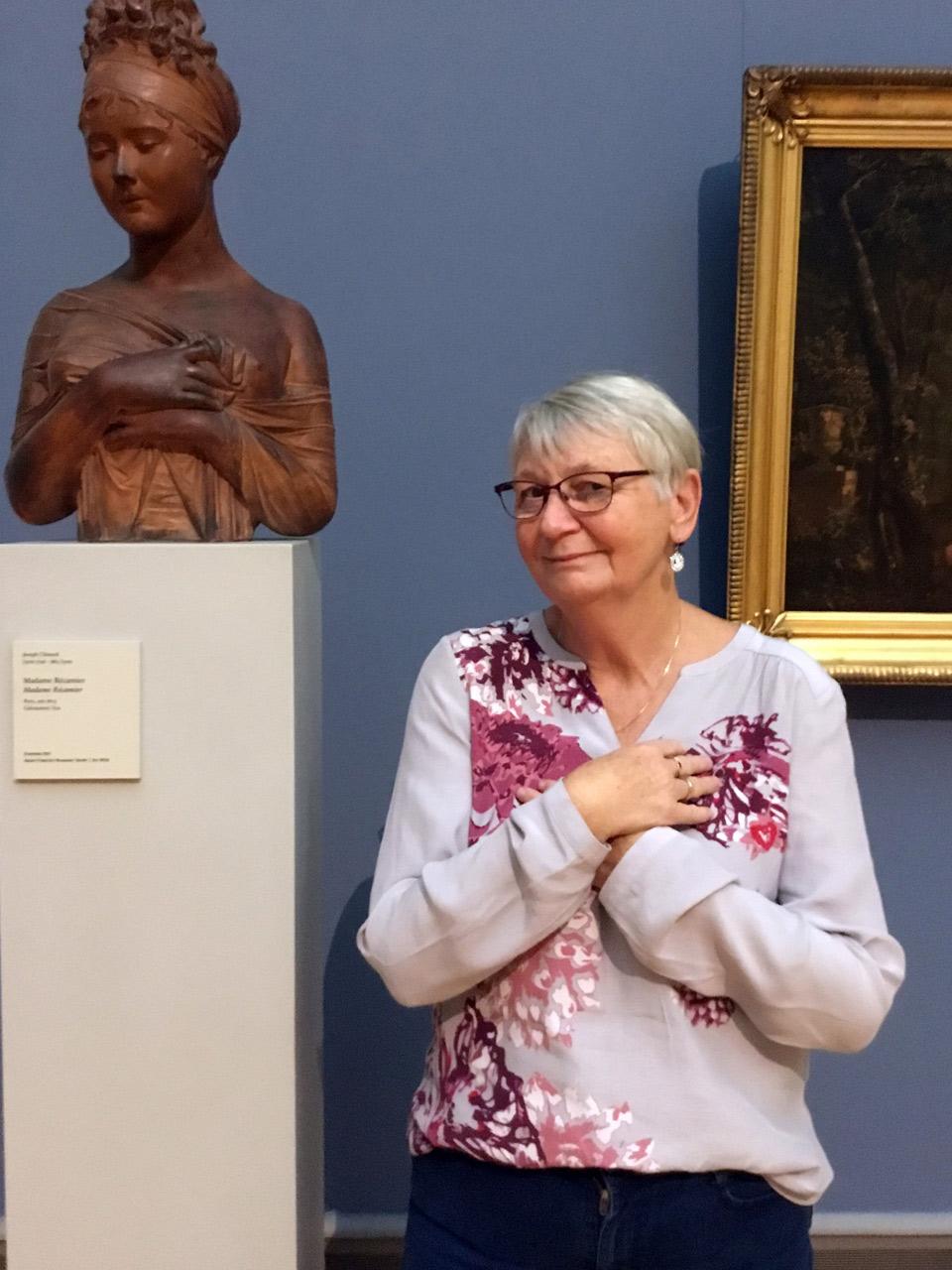 Workshop Kiezköniginnen Museumsbesuch