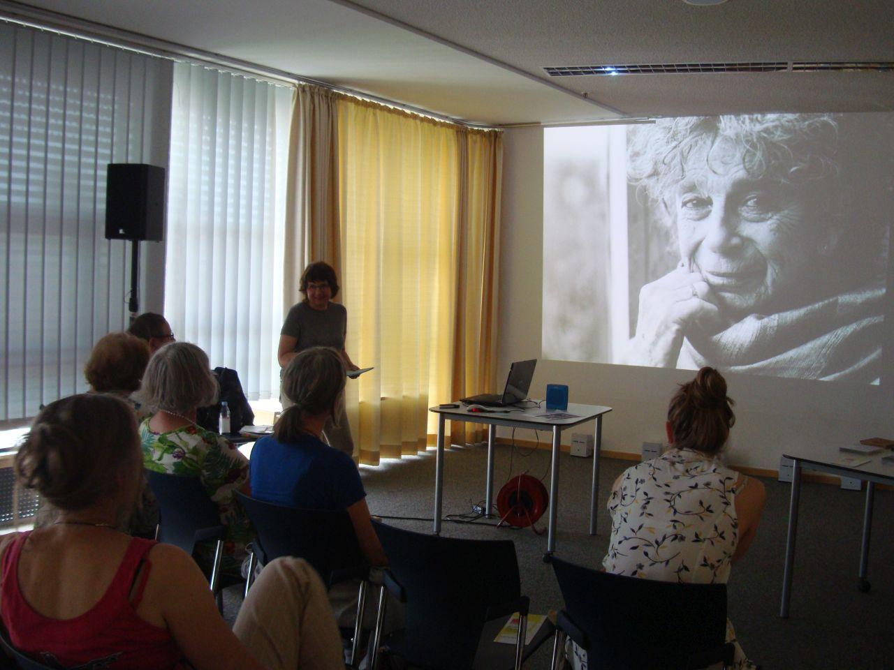 Vortrag Karin Mocke