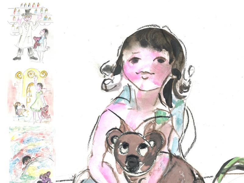 3. fruehling blog bantel Lilli-Kinderbuch